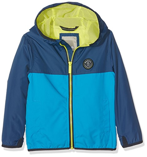 Bench Jungen Windbreaker Jacket Jacke, Blau (Mid Blue BL164), 164 (Herstellergröße: 13-14)