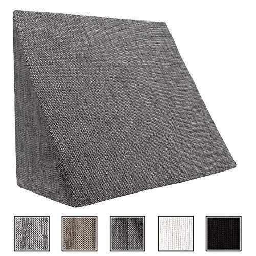mächtig XL-Keile, ideal für Wohnzimmer, Schlafzimmer, Lesekissen, Entspannungskissen, Rückenlehnen usw.