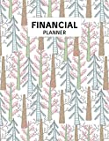 Financial Planner: Enough for 9 year Monthly Budget Planner and Bill Payment Organizer to Take Control of Your Money