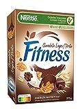 Cereales Nestlé Fitness Chocolate Negro - 1 paquete de 375 g