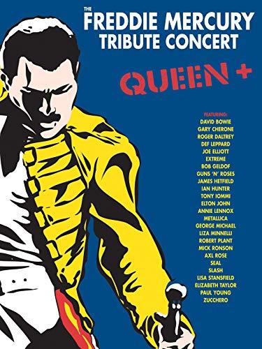 Queen - The Freddie Mercury Tribute Concert [OV]