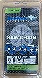 Archer 8' Chainsaw Saw Chain 3 3/8LP .050 33DL Chicago 68862 Compatible with Oregon 91VXL033G 91PX033G, S33