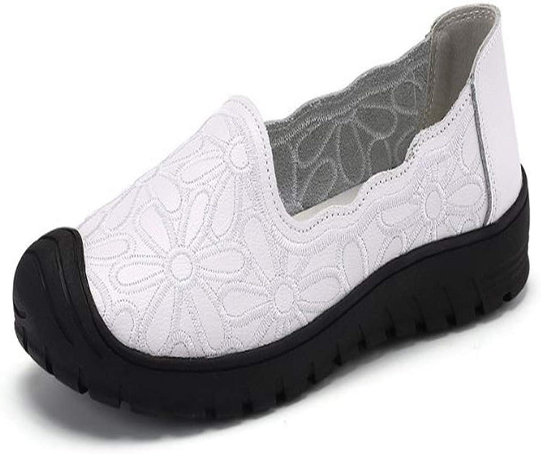 FORTUN Retro Women's shoes Flat shoes Cute Casual Loafers Walking shoes