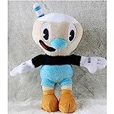 whbage Juguetes de peluche de peluche de peluche Puphead de peluche juguetes para regalo de regalos de niños