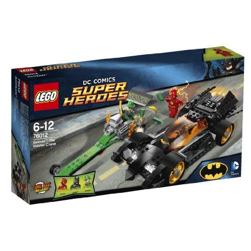 LEGO Super Heroes Batman 76012 - Die Riddler Verfolgung