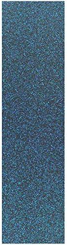 10 x 48 Longboard Skateboard Glitter Grip Tape Sparkling Blue product image