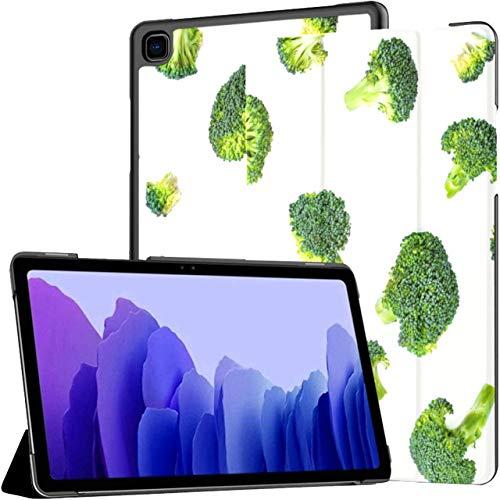 Emerald Green Broccoli Fresh Samsung Galaxy Tab A7 10.4 2020 Case Galaxy Tab A7 10.4 Inch Samsung Tablet Cover Samsung Galaxy Tab A7 10.4 Case With Auto Wake/sleep Fit Samsung Tablet Cover F