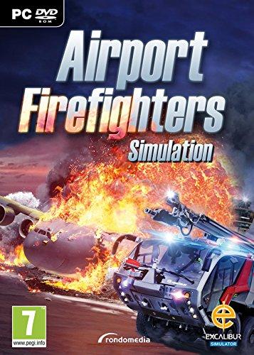 Airport Firefighter - The Simulation [Importación Inglesa]