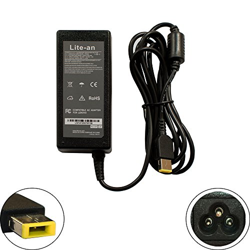 LITE-AN Chargeur pour Lenovo IdeaPad G400 G400S G405 G405S Z51-70 Ordinateur PC Portable - Adaptateur d'alimentation 65W 20V 3.25A