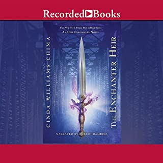 The Enchanter Heir                   By:                                                                                                                                 Cinda Williams Chima                               Narrated by:                                                                                                                                 Robert Ramirez                      Length: 14 hrs and 26 mins     195 ratings     Overall 4.3