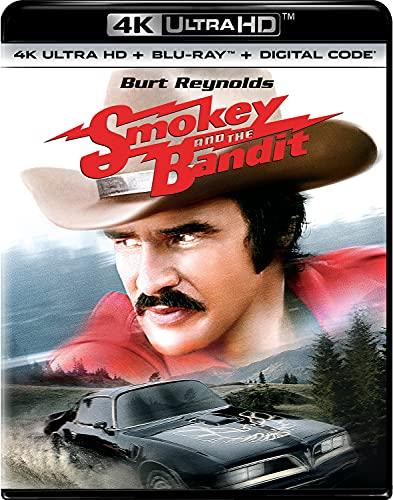 Smokey and the Bandit 4K Ultra HD + Blu-ray + Digital - 4K UHD