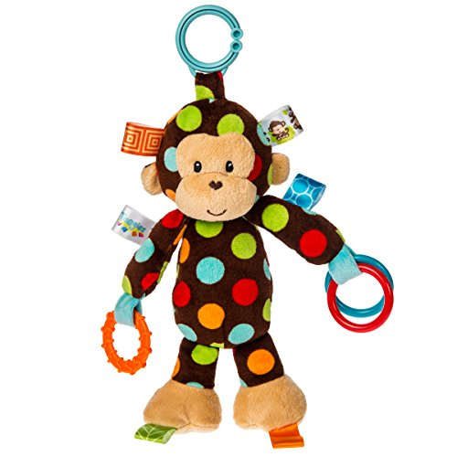 Taggies Dazzle Dots Activity Toy, Monkey
