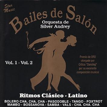 Bailes de Salón: Ritmos Clásico - Latino