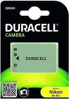 Duracell DR9641 - Batería para cámara digital 3.7 V 1150 mAh (reemplaza batería original de Nikon EN-EL5)