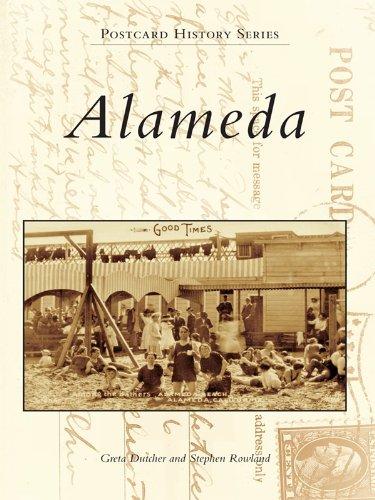 Alameda (Postcard History) (Postcard History Series) (English Edition)