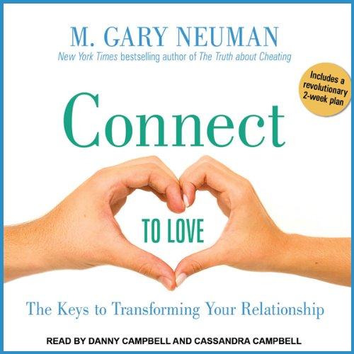 Connect to Love audiobook cover art