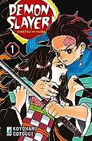 Demon slayer. Kimetsu no yaiba (Vol. 1)