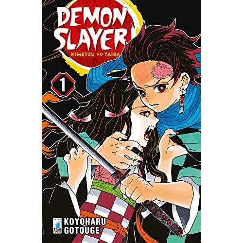 Demon slayer. Kimetsu no yaiba: 1