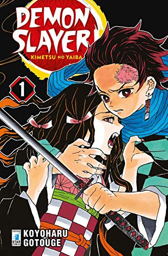 Demon slayer. Kimetsu no yaiba: 1 (Big)
