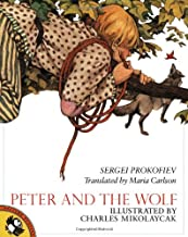 peter and the wolf online book