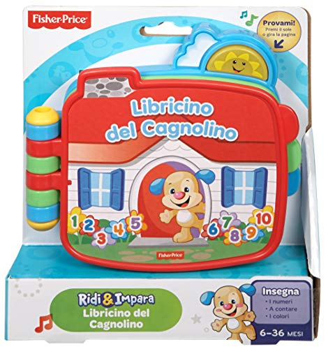 Fisher Price CDK27 - Libricino del Cagnolino