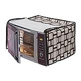 Stylista Microwave Oven Cover for Samsung 23 L Solo MS23F301TAK/TL (Free Fridge/Oven/Wardrobe Handle...