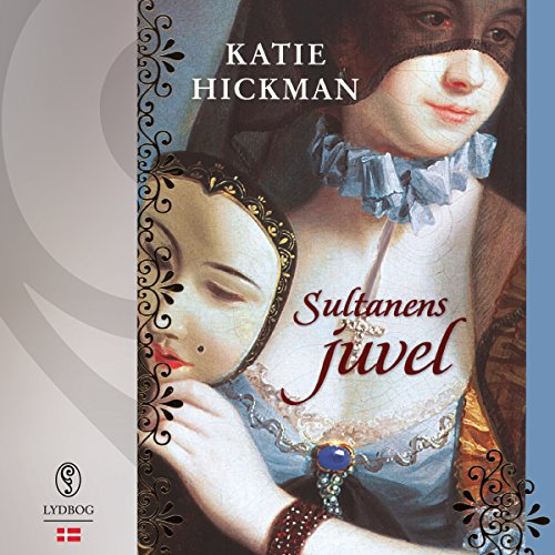 Sultanens juvel (Danish Edition) audiobook cover art