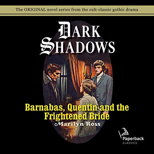 Barnabas, Quentin and the Frightened Bride cover art