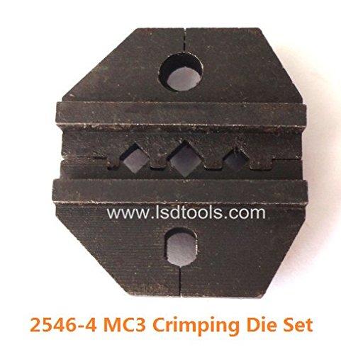 MC3Crimpzange stirbt für Crimpen Solar Photovoltaik Stecker 2,5–6mm2