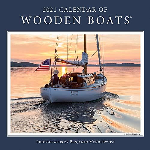 2021 Calendar of Wooden Boats