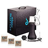 Dr Dabber SWITCH Induction Heating Air Shifter | INCLUDES: 3x Boveda (62% 8 Gram) Over-wrapped Humidity Packs