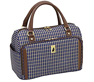 London Fog Kensington 17 Inch Deluxe Cabin Bag