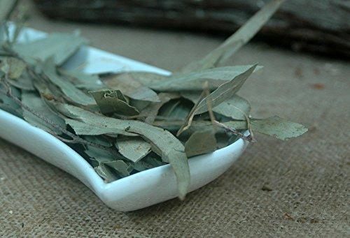 Naturix24 – Eucalyptusblätter ganz - 1 Kg