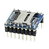 MP3dfplayer Modul, starall Mini MP3-Player Voice Board Audio Modul für PIC Arduino wtv020-sd-16p