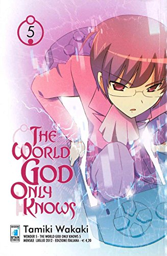 The world god only knows (Vol. 5)