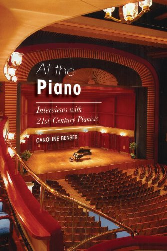 At the Piano: Interviews with 21st-Century Pianists (English Edition)
