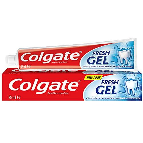 Colgate Flúor Gel, Pasta Dientes - 75 ml