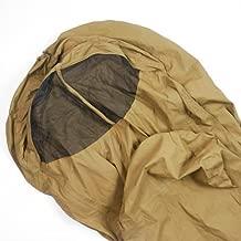 USMC Improved 3 Season Bivy Cover Coyote Brown Sleeping Bag Cover Modular Sleep System Military
