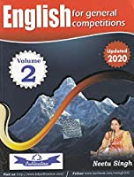 English for General Competitions (Volume - 2) - Updated 2020