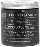 Les Frères Nordin 418255 Terre Pigment Noir Ivoire 200grs