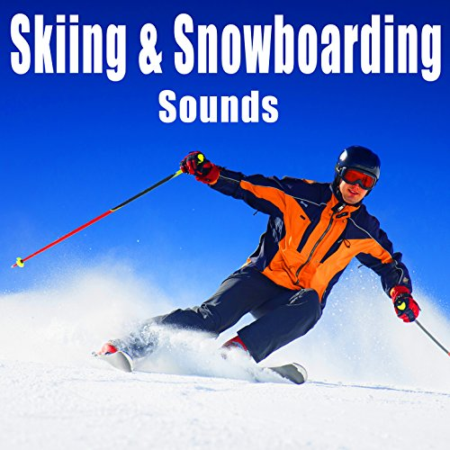 Snowboarder Rides & Turns 3
