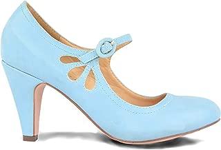 Best light blue heels payless Reviews