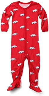 Wes and Willy Infant LSU Tigers Louisiana State Matching PJs Family Pajamas