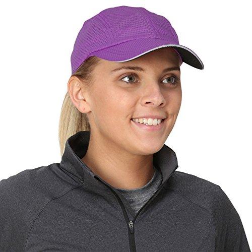 TrailHeads Race Day Performance Running Cap | The lightweight, quick dry, sport cap for women -...