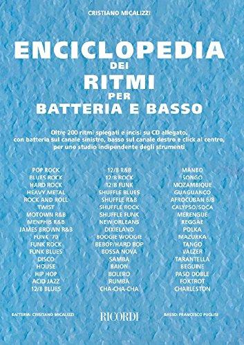 Enciclopedia Dei Ritmi Per Batteria