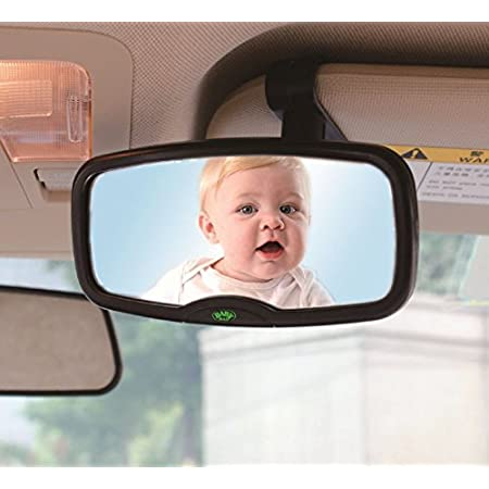 2 In 1 Baby Car Safety Child Rear View Mirror Solar Visor Clip Or Use Suction Cup Windshield Car Rear View Mirror Baby