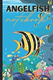 Angelfish Notebook: Perfect for Recording Aquarium Notes | Diary or Journal for Note Taking, Record Keeping or To-Do Lists for Home, Work, or School