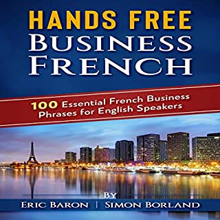 Hands Free Business French cover art