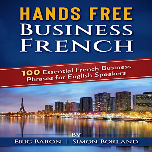 Hands Free Business French  By  cover art