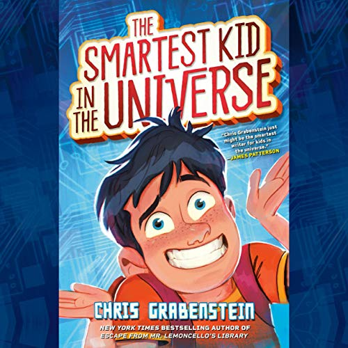 The Smartest Kid in the Universe cover art